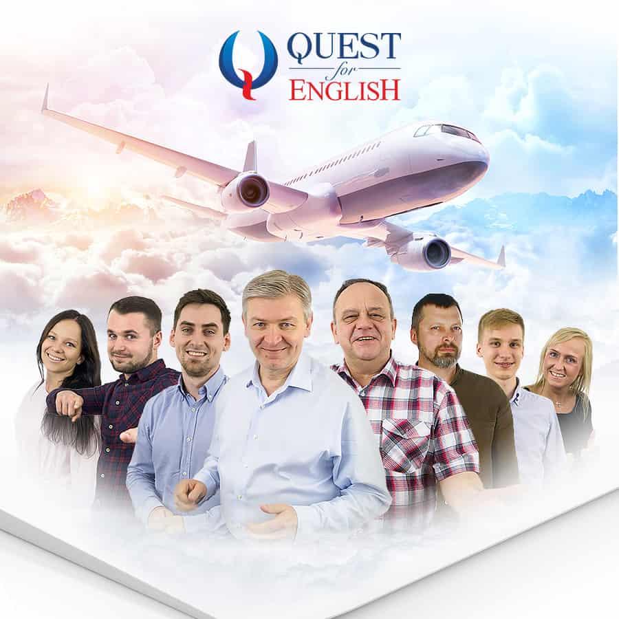 Witamy w nowym serwisie QUEST for English!